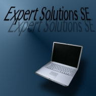 Expert Solutions SE Logo Computer laptop repaires IT services Rayleigh Essex